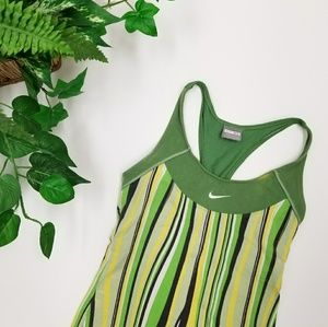 Nike Juniors Tank Top Running Shirt, Size XS